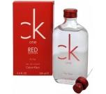 Calvin Klein CK One Red Edition for Her toaletná voda