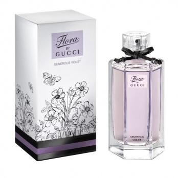 Gucci Flora by Gucci Generous Violet toaletná voda