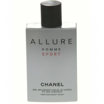 CHANEL Allure Homme Sport sprchový gél