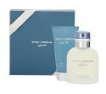 Dolce & Gabbana light Blue pour homme dárková sada