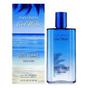 Davidoff Cool Water Exotic Summer Limited Edition for Man toaletná voda