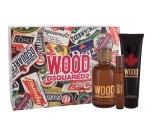 Dsquared2 Wood Pour Homme dárková sada pro muže