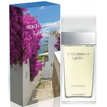 Dolce & Gabbana Light Blue Escape to Panarea toaletná voda