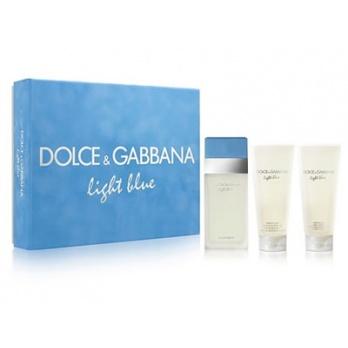 DOLCE GABBANA Light Blue darčekový set