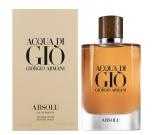 Giorgio Armani Acqua di Gio Absolu Parfémová voda pro muže