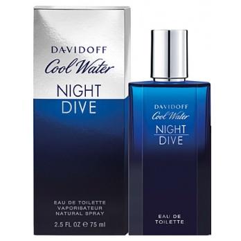 Davidoff Cool Water Night Dive toaletná voda