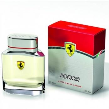 Ferrari Scuderia Red voda po holenie