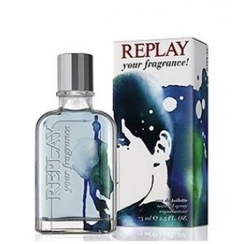 Replay Your Fragrance! for Him toaletná voda