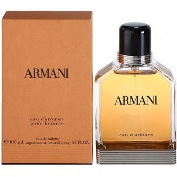 Giorgio Armani Eau D´Aromes toaletná voda pre mužov