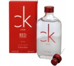 Calvin Klein CK One Red Edition for Her toaletná voda