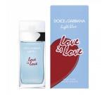 Dolce & Gabbana Light Blue Love is Love toaletní voda pro ženy