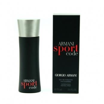 Giorgio Armani Code Sport toaletná voda