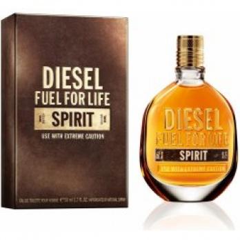 Diesel Fuel For Life Spirit toaletná voda