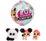 L.O.L Surprise! Fluffy Pets chundeláček Winter Disco