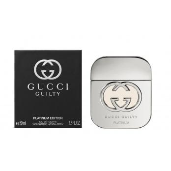 Gucci Guilty Platinum Edition for Women toaletná voda
