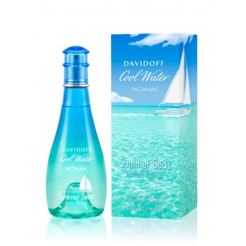 Davidoff Cool Water Women Summer Seas Limited Edition toaletná voda
