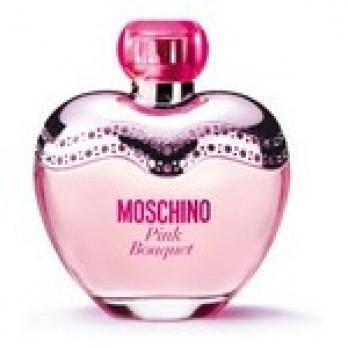 Moschino Pink Bouquet toaletná voda