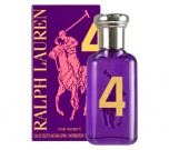 Ralph Lauren The Big Pony Woman 4 Purple toaletná voda