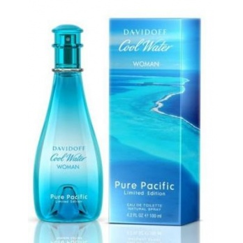 Davidoff Cool Water Pure Pacific woman toaletná voda
