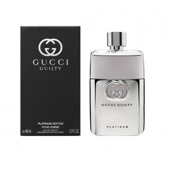 Gucci Guilty Pour Homme Platinum Edition toaletná voda
