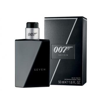 James Bond 007 Seven toaletná voda pre mužov