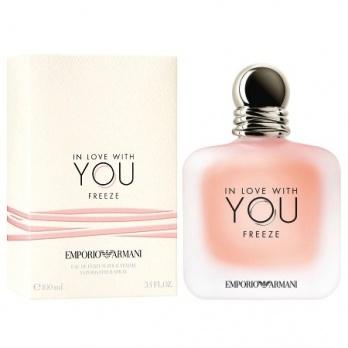 ArmaniEmporio Armani In Love With You Freeze parfémovaná voda pro ženy