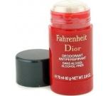Dior Fahrenheit tuhý dezodorant