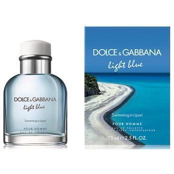 Dolce & Gabbana Light Blue Swimming in Lipari toaletná voda pre mužov